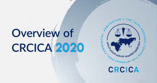 CRCICA's Overview of the Year 2020